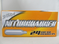 Nitrocharged Whip Cream Charger 24ct