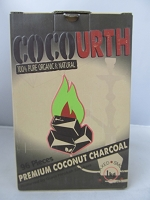 Cocourth Premium Coconut Charcoal 1kg 96pc