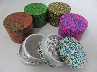 50mm Splash Color Art 4 Part Grinder