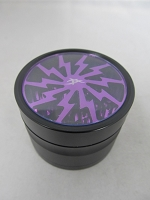 Chromium Crusher CNC Volt 63MM 4 Part (Purple)