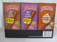 Backwood 3 Flavor Combo 90ct Display