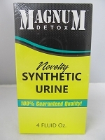 Magnum Detox Novelty Synthetic Urine 4 Fluid Oz