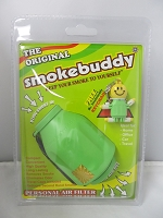 The Original Smoke Buddy Personal Air Filter Lime Green
