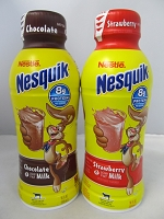 Nesquick Low Fat Milk 14 fl oz Stash Can