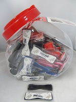 Finger Band Stick Cell Phone Accessory 150ct Jar