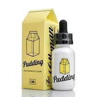 The Milkman Pudding By The Vaping Rabbit 6mg Nicotine 30ml