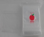 Apple Baggies 3.0X4.0 1000ct
