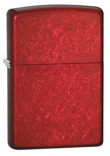 Zippo: Candy Apple Red # 21063