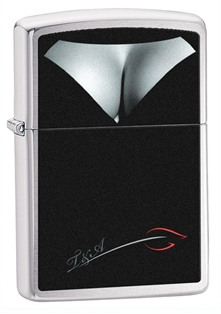 Zippo: Black DRESS # 28273