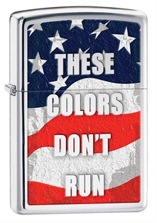 Zippo: These Colors Dont Run # 28292