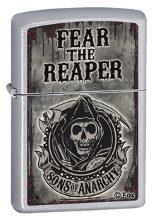 Zippo: Fear The Reaper Sons Of Anarchy # 28502
