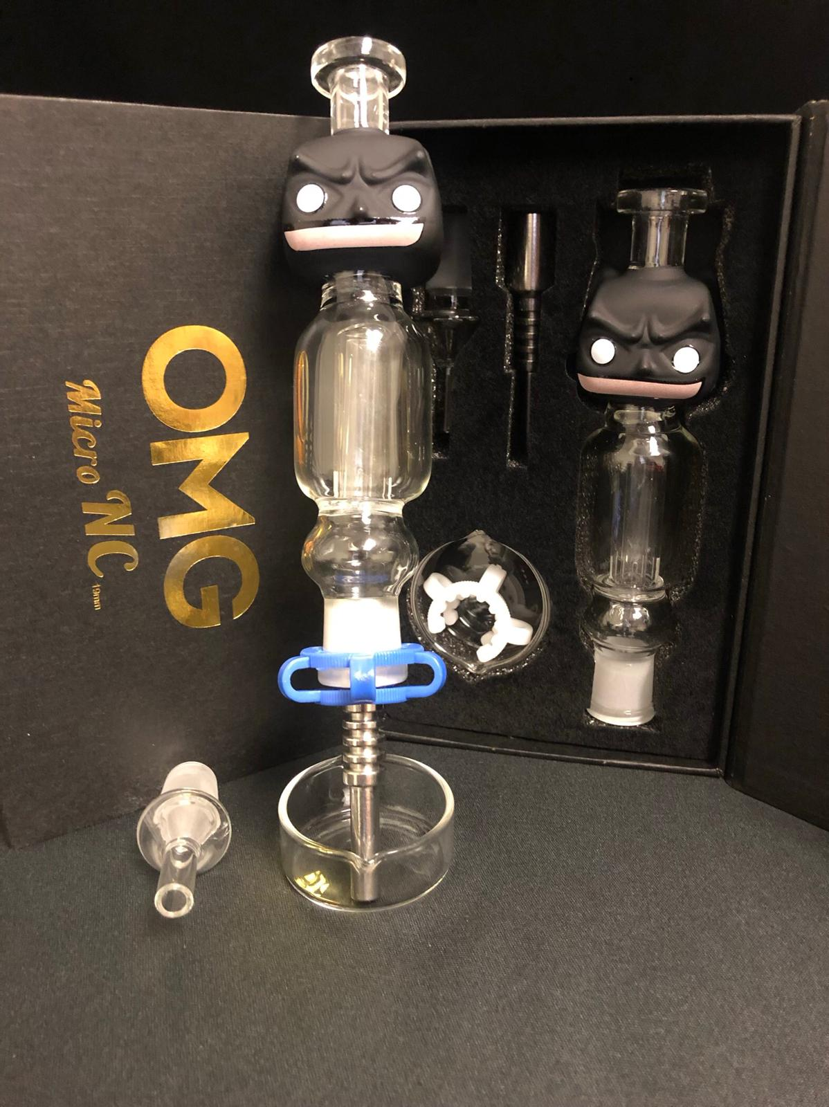 OMG 10mm Famous Character Nectar Collector Full Kit