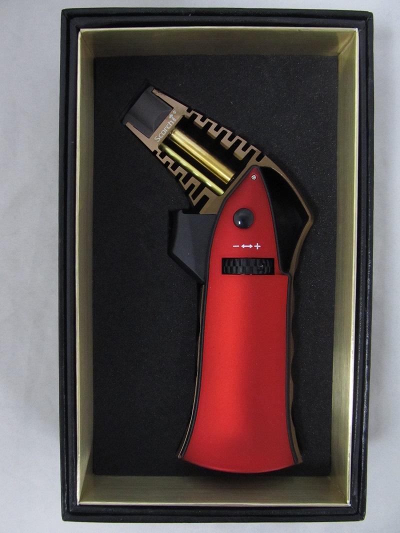 Scorch 7 Quot X Series Blast Torch Metallic Red