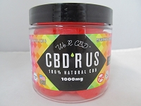 CBD R US Edible CBD 1000mg Jar (Watermelon Drops)