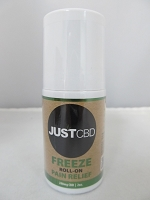 Just CBD Freeze Roll On Pain Relief 200mg 2oz