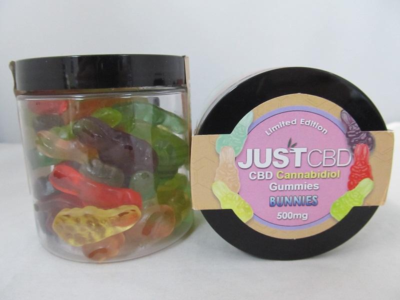 Just CBD Bunnies Gummies 500mg *Limited Edition*