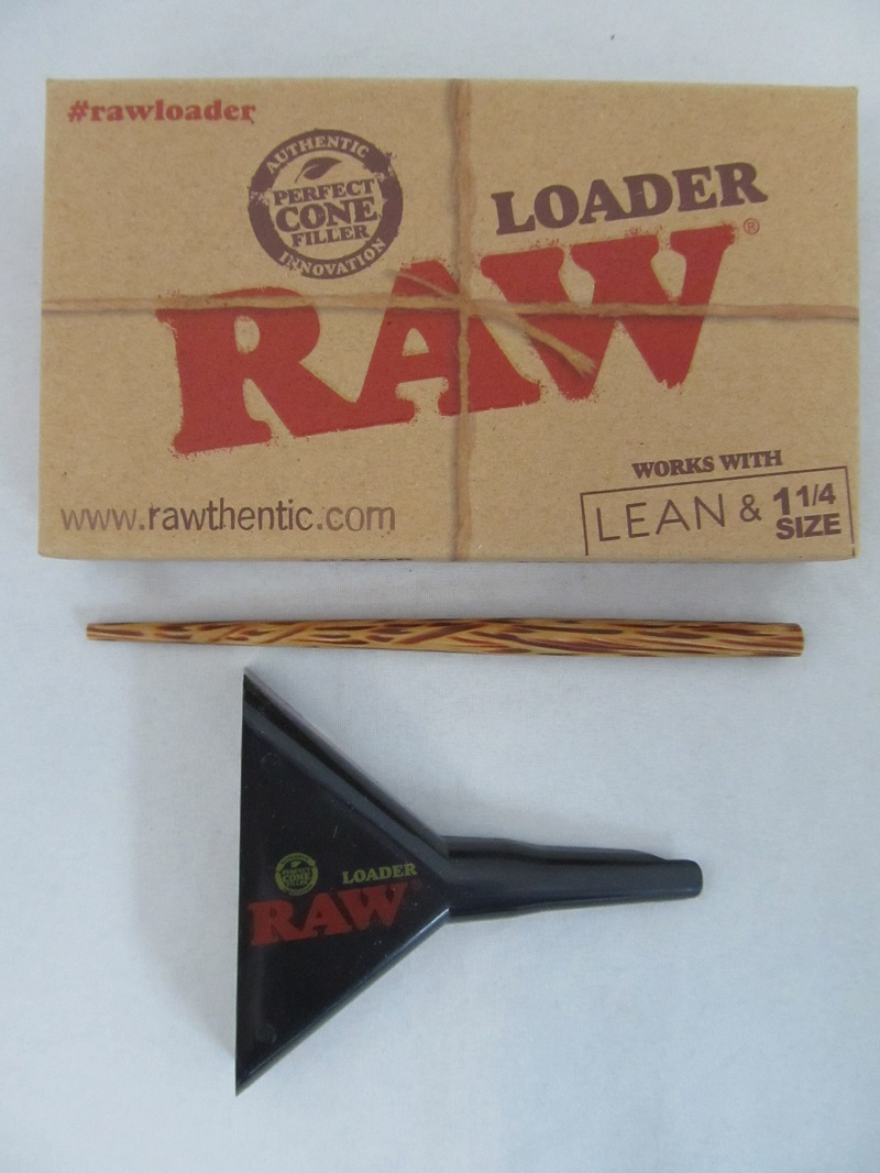 RAW CONE LOADER WORK WITH LEAN /& 1 1//4 SIZE