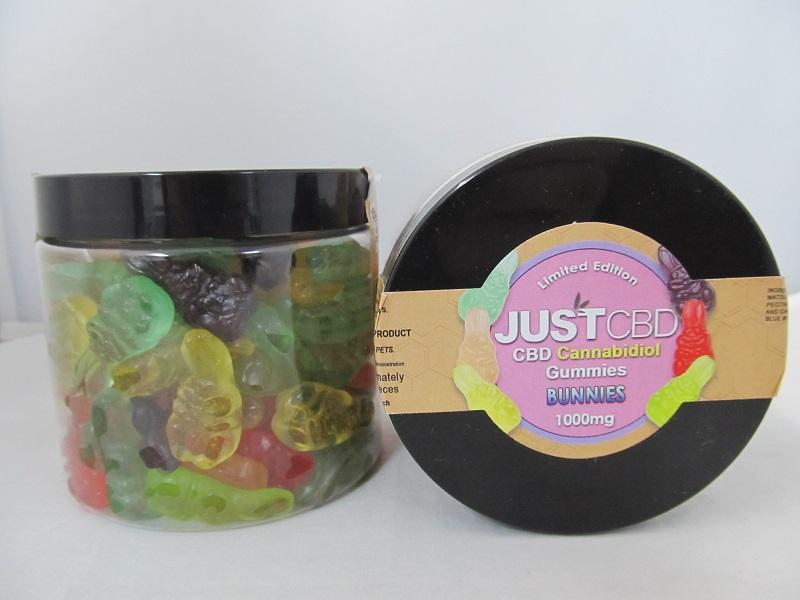 Just CBD Bunnies Gummies 1000mg *Limited Edition*