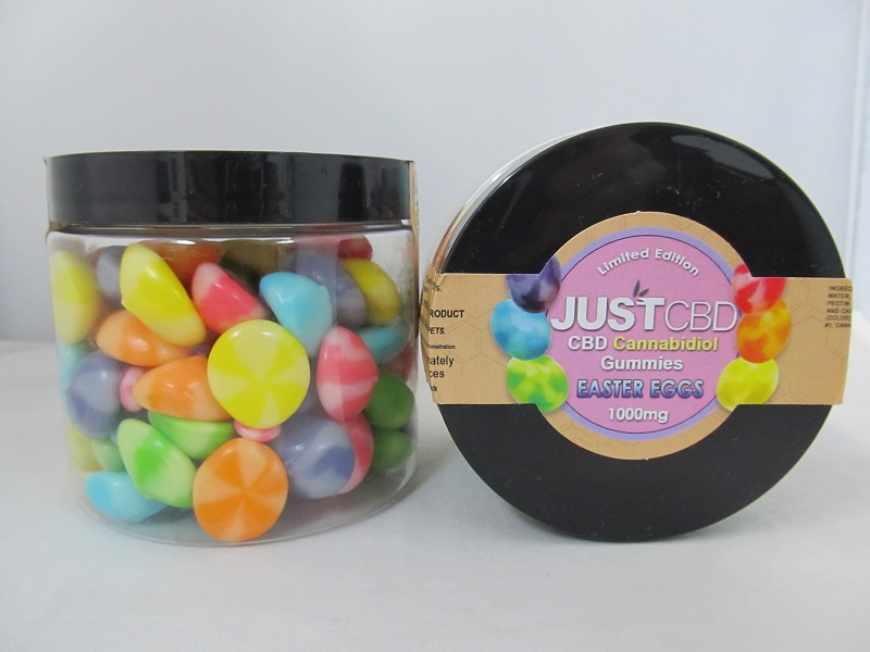 Just CBD Easter Eggs 1000mg *Limited Edition*