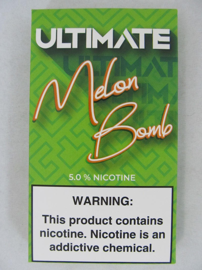 ULTIMATE 5% 4ct PODS Melon Bomb