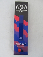 Puff Bar 280mAh Disposable Salt Nic Pod Device (Blue Raz)