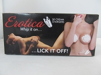 Erotica Whip it 50ct