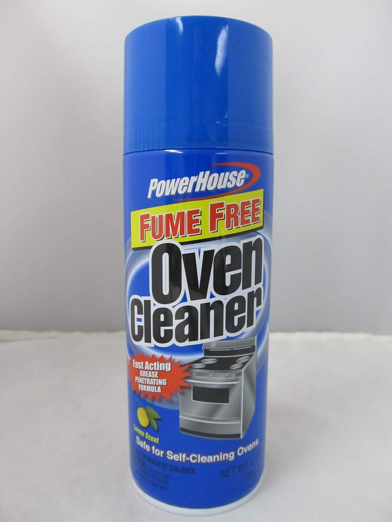 12oz Oven Cleaner Stash Can