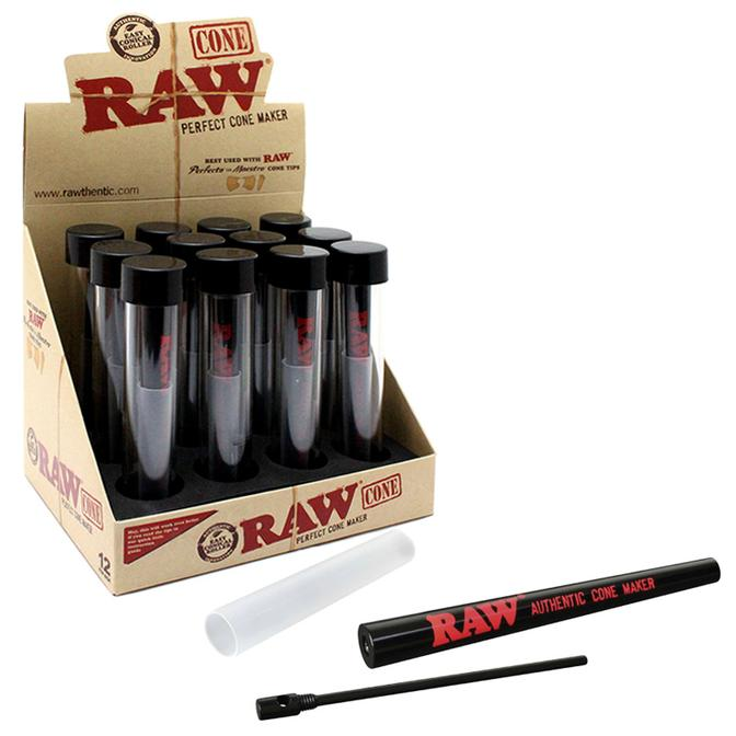 RAW Perfect Cone Maker 12ct Display