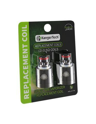 Space Jam Kanger Tech Vape Mod Replacement Coils 2pk