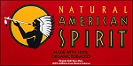 Natural American Spirit 100% Organic Blend Tobacco  6 / 1.41oz Pouches