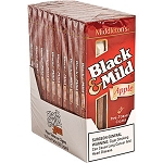 Black & Mild Apple Cigars 10/5PKS