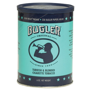Bugler Roll Your Own Original Can 6oz