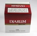 DJARUM FILTERED CLOVE CIGARS