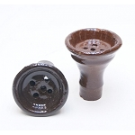 Egyptian Clay Hookah Bowl Large
