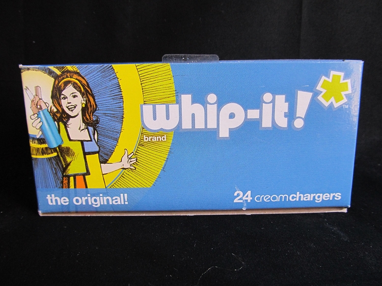 Whip-it! Charger 24ct