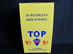 Top 1-1/2 Rolling Papers 24 booklets