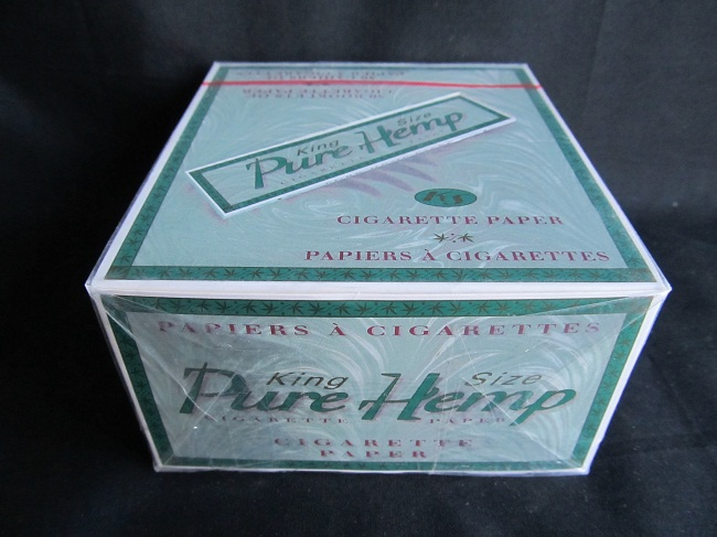 Pure Hemp King Size Papers 50 booklets