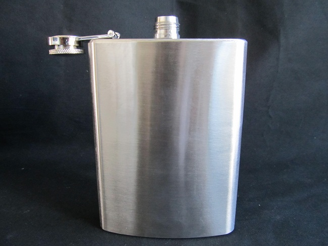 Stainless Steel Flask 6oz