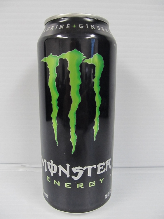 Monster Safe Can