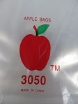 Apple Baggies 3.0X5.0 1000ct