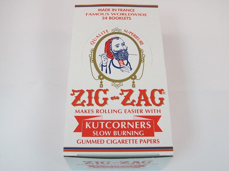 Zig Zag Kutcorner Papers 24 booklets