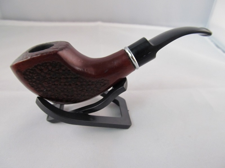 Wood Pipe Style B with Stand