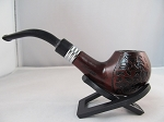 Wood Pipe Style H with Stand