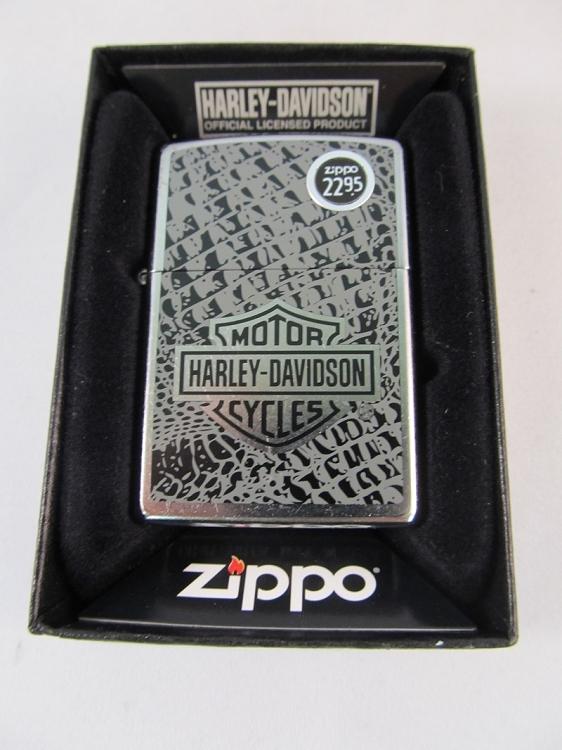 Zippo: HARLEY DAVIDSON #28084