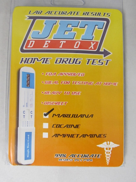 Jet AMP/METH Test Card 1ct