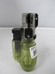 Auto Open Single Flame Jet Torch Lighter 1ct