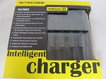 Nitecore Intelligent Lithium Ion Quad Battery Charger I4