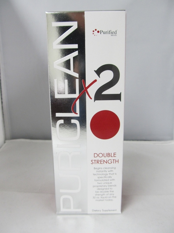 Puriclean X2 Double Strength Detox 32oz