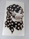 Sticker: Bandana Skull