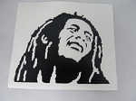 Sticker: Bob Marley Large